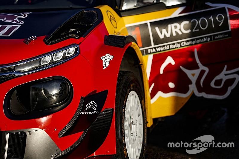 La liste des inscrits pour le Rallye Monte-Carlo