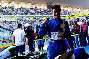Tharani set for LMP3 test after JK Tyre National title