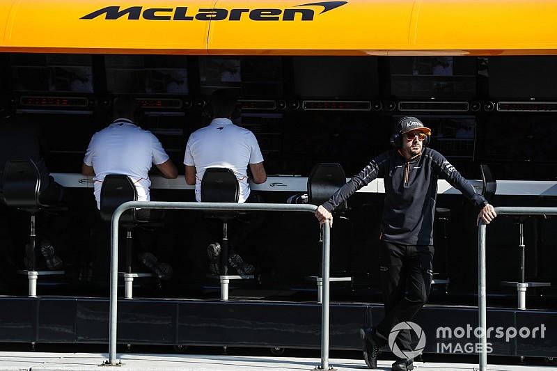 McLaren: Ми не розгубимося без еталону Алонсо
