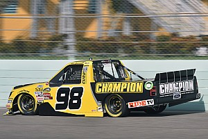 Enfinger tops Truck title contenders for Homestead pole