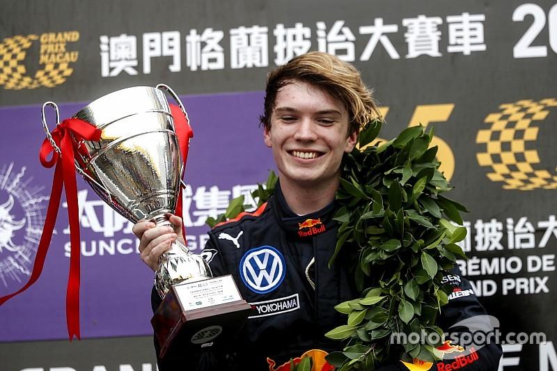 澳门胜利助迪克特姆接近获得F1超级驾照