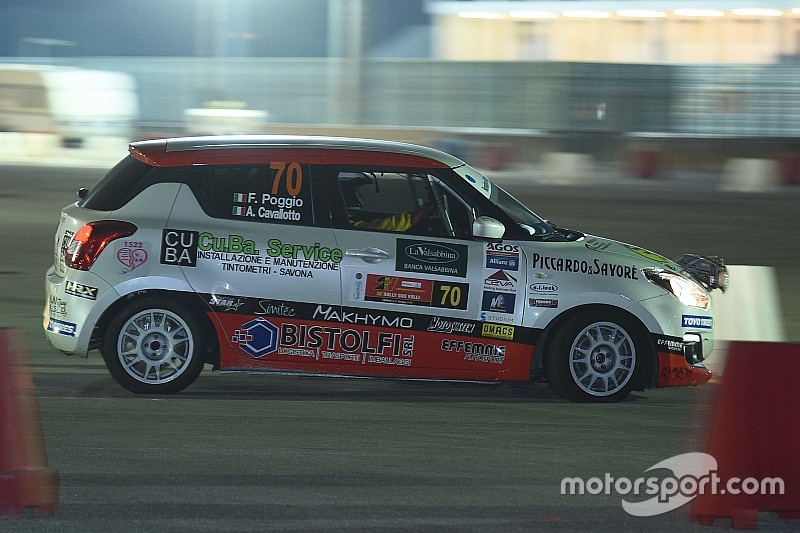 Suzuki Rally Trophy: a Poggio non hanno tolto il minuto della prova di Erbezzo