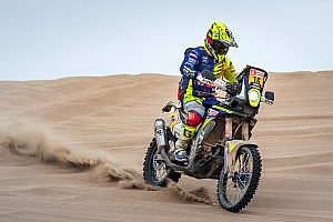 Dakar 2019: Sherco TVS scores first ever stage win