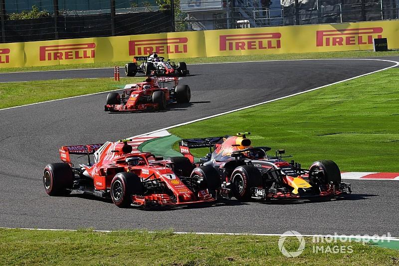 Verstappen: F1's penalty points belong