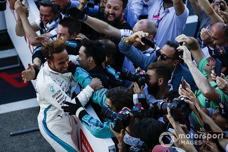 Mondiale Piloti F1 2018: Hamilton allunga verso il quinto titolo
