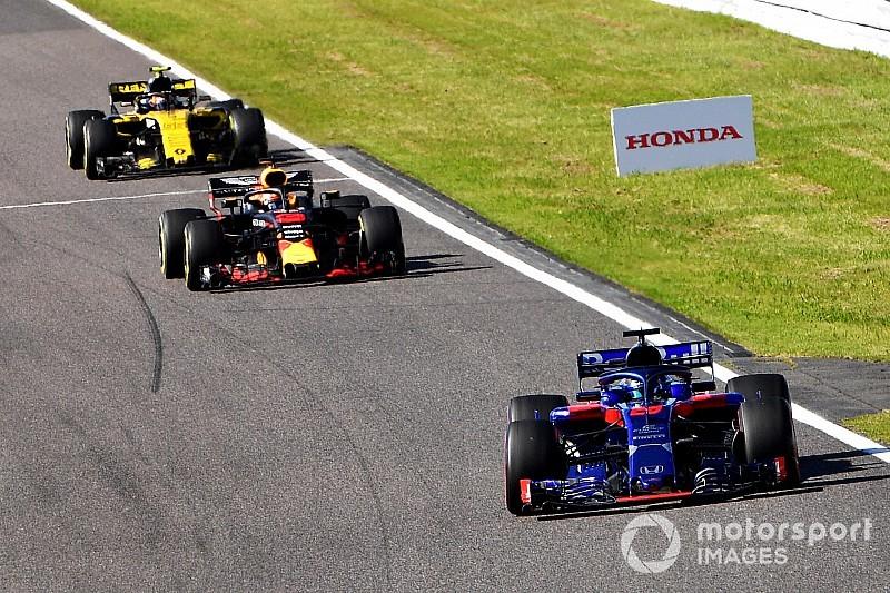 Ricciardo, Japonya'da günün pilotu oldu