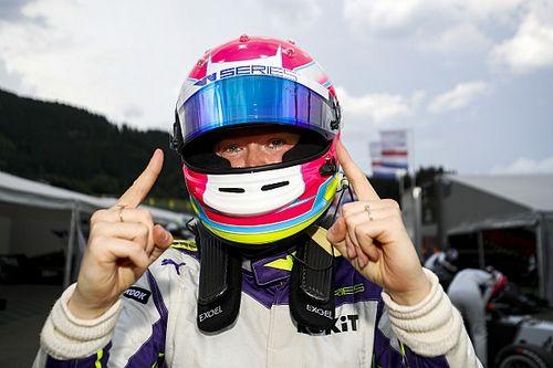 Powell logra la primera pole de la W Series 2021