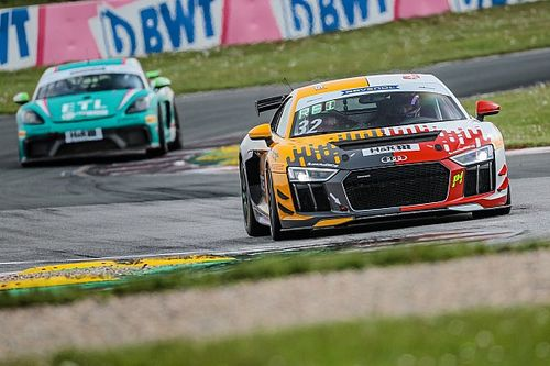 Rogalski w GT4 Germany