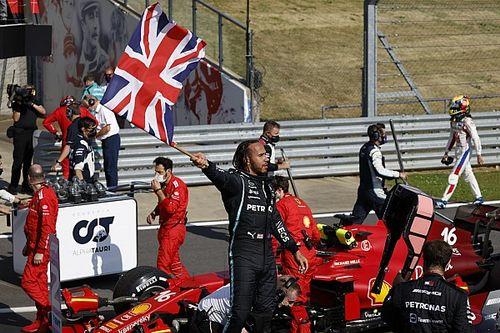 Verstappen: Disrespectful F1 celebration showed how Mercedes 'really are'
