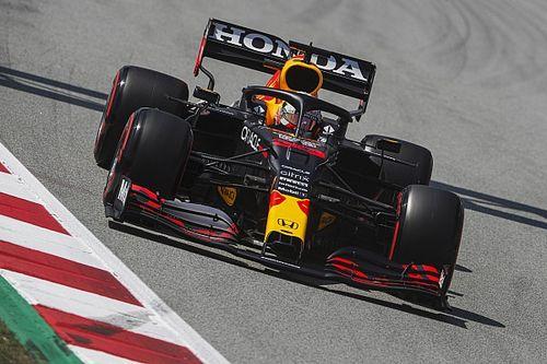 Ферстаппен проиграл Mercedes больше чем полсекунды – и заявил, что день прошел хорошо