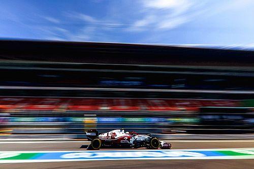 Alfa Romeo explains disastrous Giovinazzi pitstop