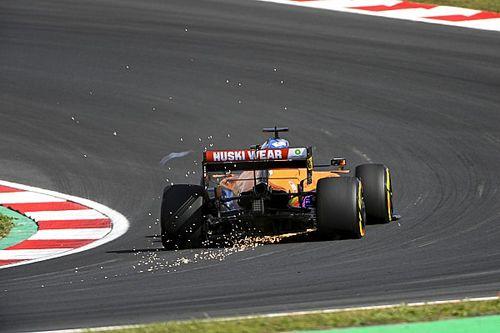 Ricciardo: Still track-dependent for McLaren to fight top teams