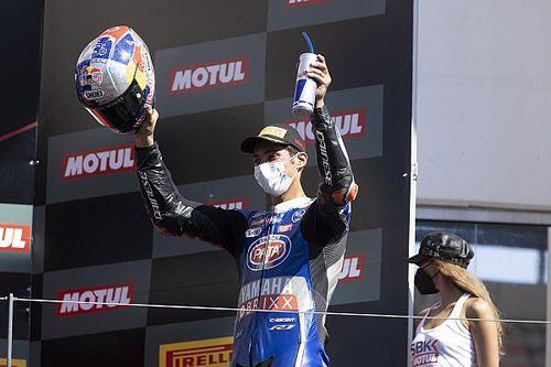 """Melandri: """"Toprak, Dünya Superbike Şampiyonası'nın 'yeni patronu' olacak"""""""