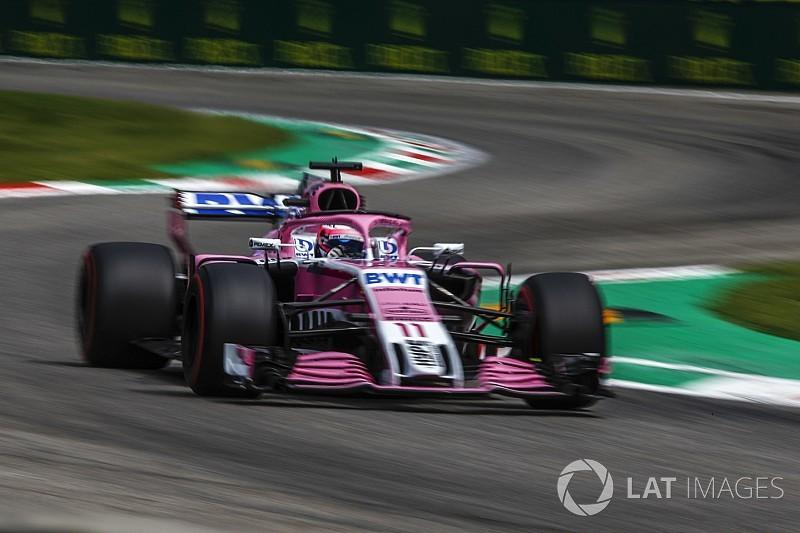 Perez admits Force India