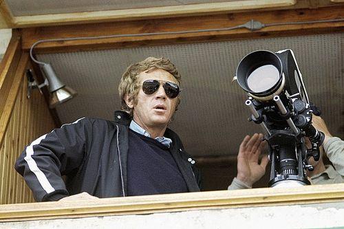 El Steve McQueen piloto, 40 años después de su muerte