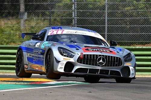 GT Italiano: De Luca in GT4 Am con Magnoni a Vallelunga