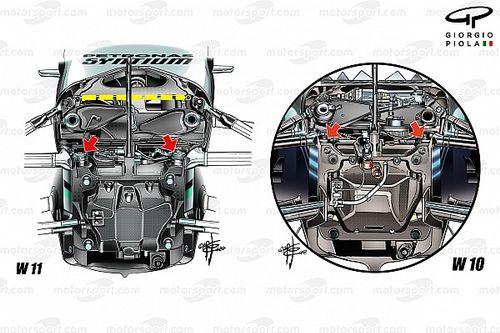 Mercedes DAS: i segreti del sistema un rompicapo per la F1
