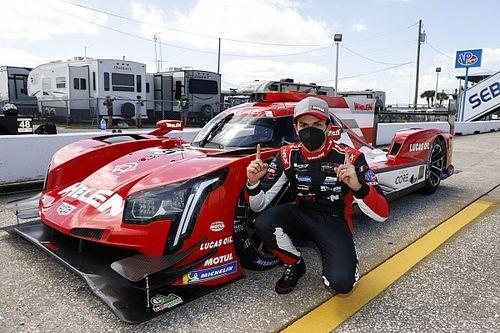 12H de Sebring: Derani logra la pole y Montoya sale quinto