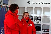 Maya Weug becomes first female to join Ferrari's Driver Academy