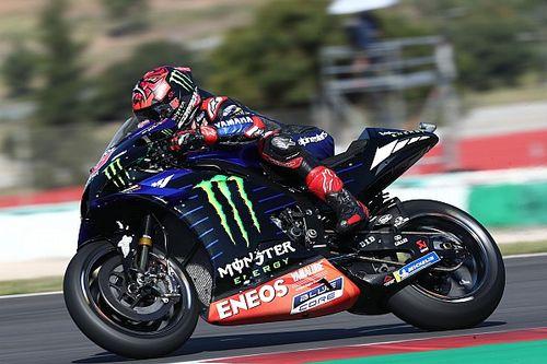 Bagnaia volt a leggyorsabb, de Quartararóé a pole Portugáliában, Marquez a második sorból rajtolhat!