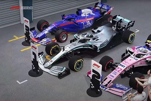 Silverstone'da kazanan değişmedi