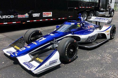 "Van Kalmthout over IndyCar-vuurdoop: ""Neem alle ervaring mee"""