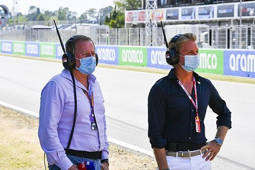 """Rosberg: """"Hamilton-Verstappen teması bir yarış olayıydı"""""""