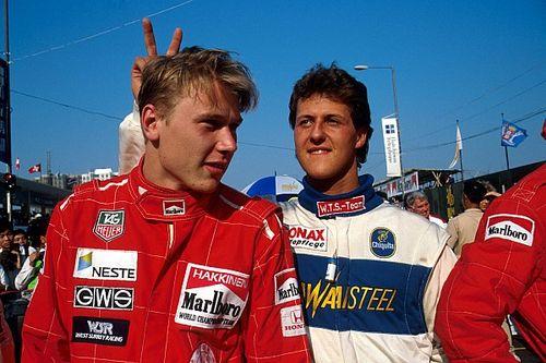 Heroes - L'accrochage Häkkinen-Schumacher à Macau