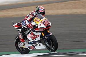 Moto2 Qualifying report Moto2 Silverstone: Lowes kalahkan Zarco dalam perebutan pole