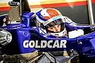 Формула V8 3.5 Менчака стал пилотом Fortec в Формуле V8 3.5