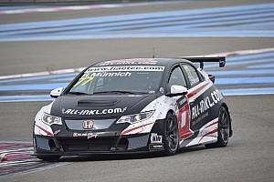 ETCC Qualifiche René Münnich conquista in extremis la pole al Paul Ricard