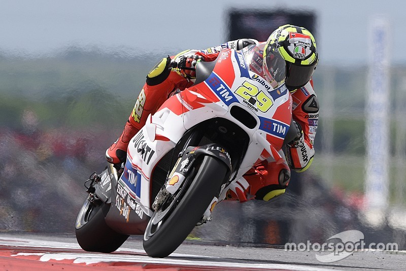"""Iannone: Third place """"my reply"""" to Ducati after Argentina blunder"""