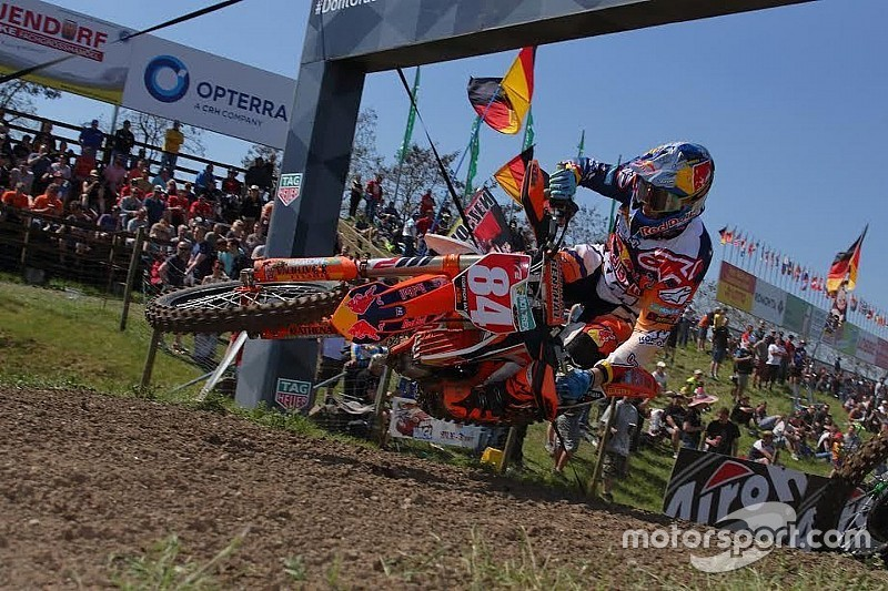 "Il ""solito"" Herlings al top nelle qualifiche in Germania"