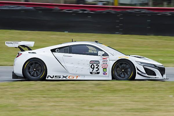 IMSA Noticias de última hora Shank y RealTime correrán con Acura NSX GT3 en 2017
