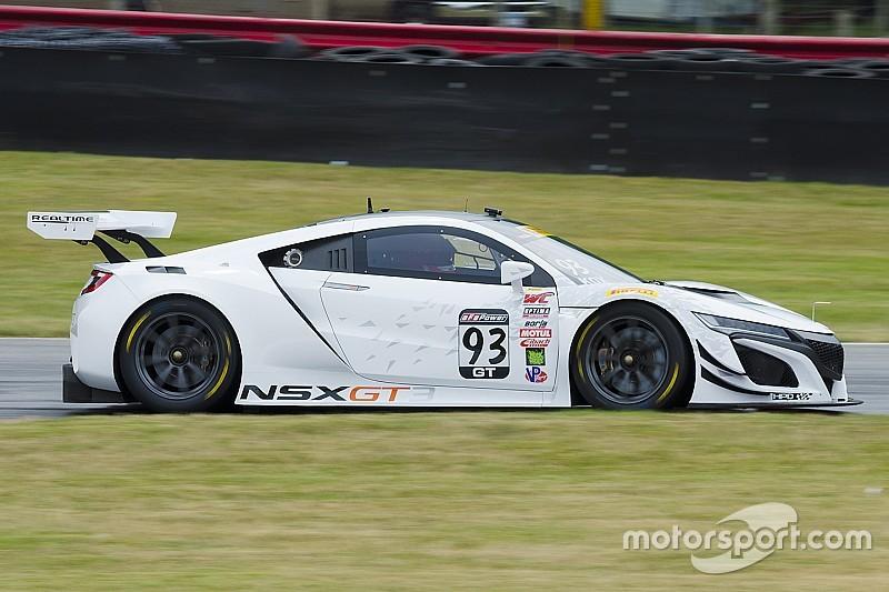 Shank y RealTime correrán con Acura NSX GT3 en 2017