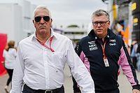 Racing Point a enregistré des pertes de près de 130M€