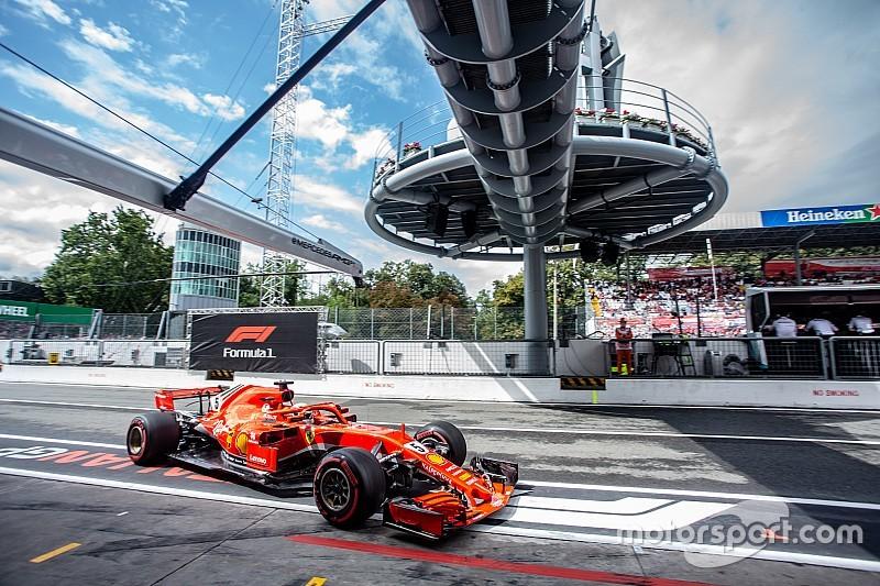 GP Italia: l'idea è di togliere a Monza una chicane e riproporre la vecchia Lesmo 2
