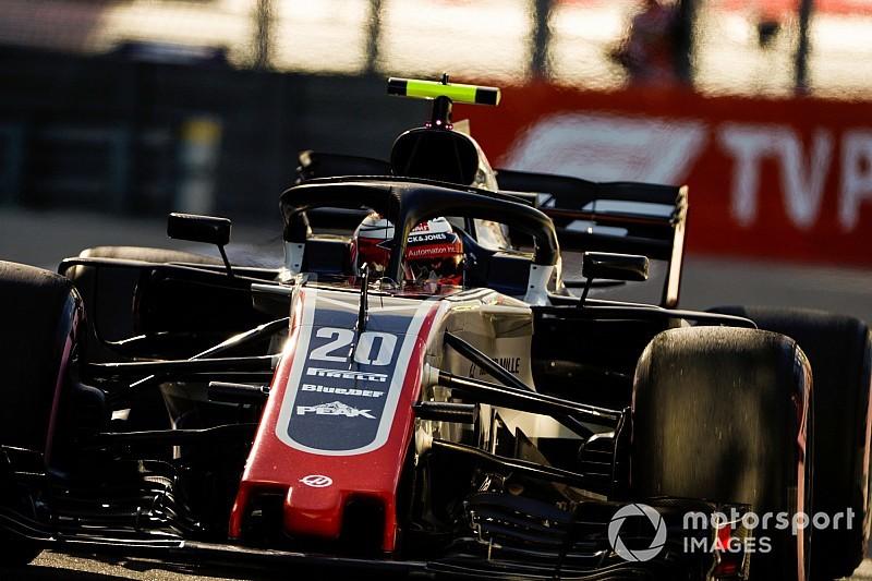 Magnussen blij om voor Force India en Sauber te staan