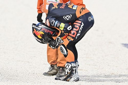 Miguel Oliveira n'a fait que toucher du doigt le podium à Misano