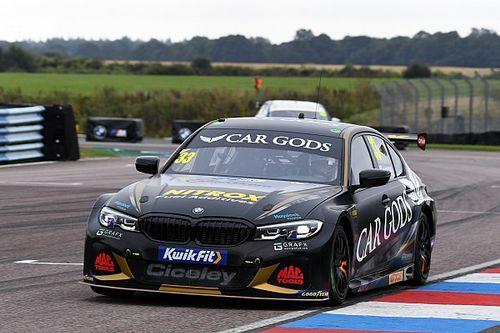Thruxton BTCC: Morgan holds off Turkington in Race 3 finale