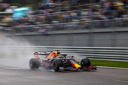 """Verstappen, ante el error de Hamilton: """"Fue un buen top 3"""""""