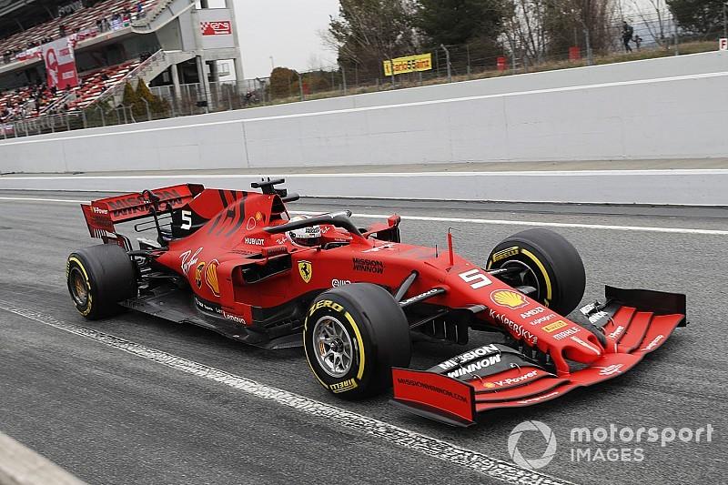 Hétfő este ismét ÉLŐ F1-ES műsor: tényleg ennyire jó a Ferrari?