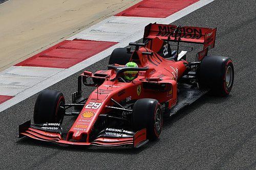 Мик Шумахер уступил только Ферстаппену на дебютных тестах в Ф1