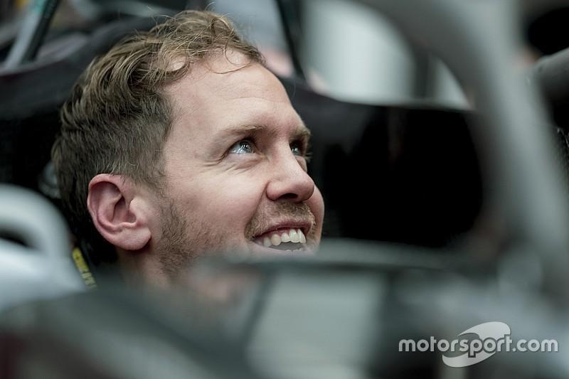 Ferrari dará a Vettel