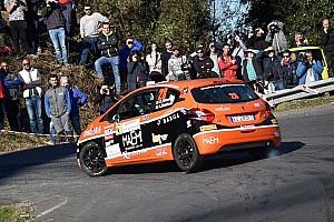 Ciocco, Peugeot 208 Competition TOP: Griso rompe all'ultimo, la vittoria va a Nicelli!