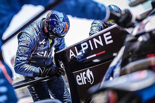 """雷诺F1车队将从2021年以""""Alpine""""名字参赛"""