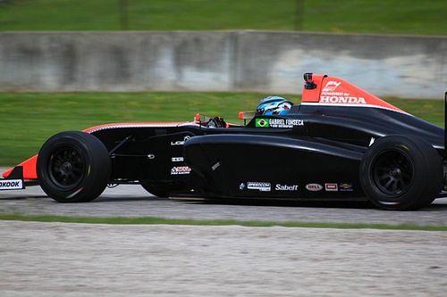F4 EUA: Gabriel Fonseca termina no top-10 nas primeiras provas da rodada em Road America