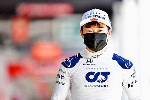 """Tsunoda: """"Hoorde in Spanje pas dat je in Monaco op donderdag rijdt"""""""