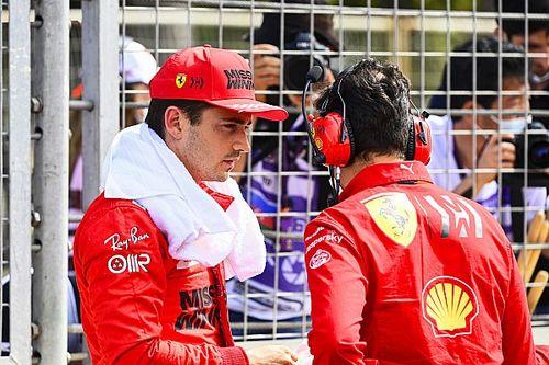 "Leclerc realista: "" Al Paul Ricard andremo come in gara a Baku"""