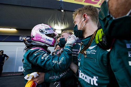 """Vettel: """"Araca alışmamın bu kadar zaman almasını beklemiyordum"""""""